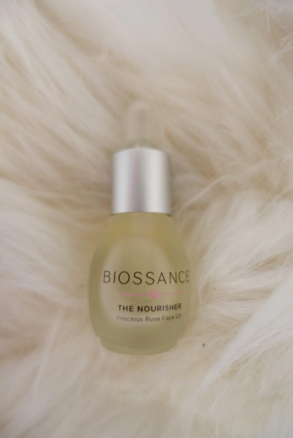Biossance Rose Facial Oil