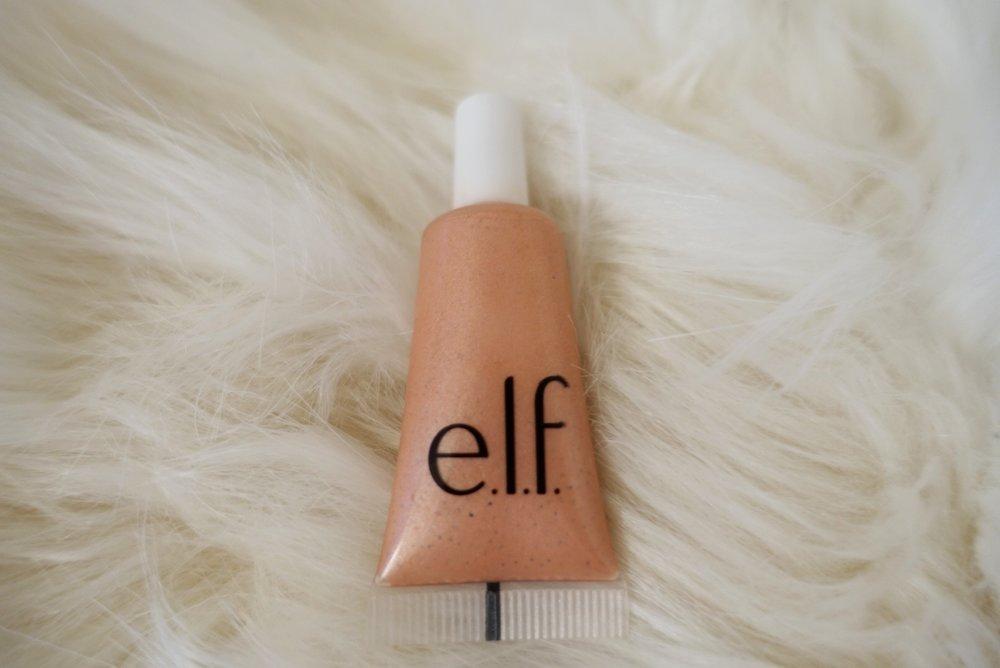 Elf Shimmering Facial Cream in Lilac Petal