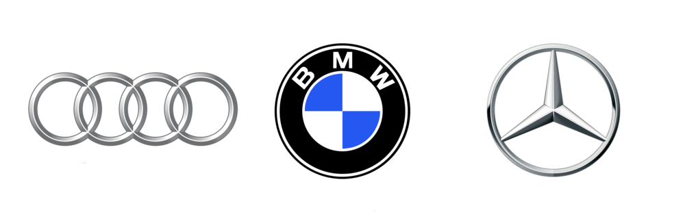 We Service Bmw's Mercedes Benz, and Audi