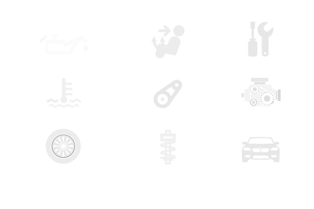 DMI Auto Care Services Graphic: Oil changes, Radiator Work, Tires & Wheels, AC & Heating, Timing Belts, Suspension, Tune Ups, Engine Repairs, Body Work