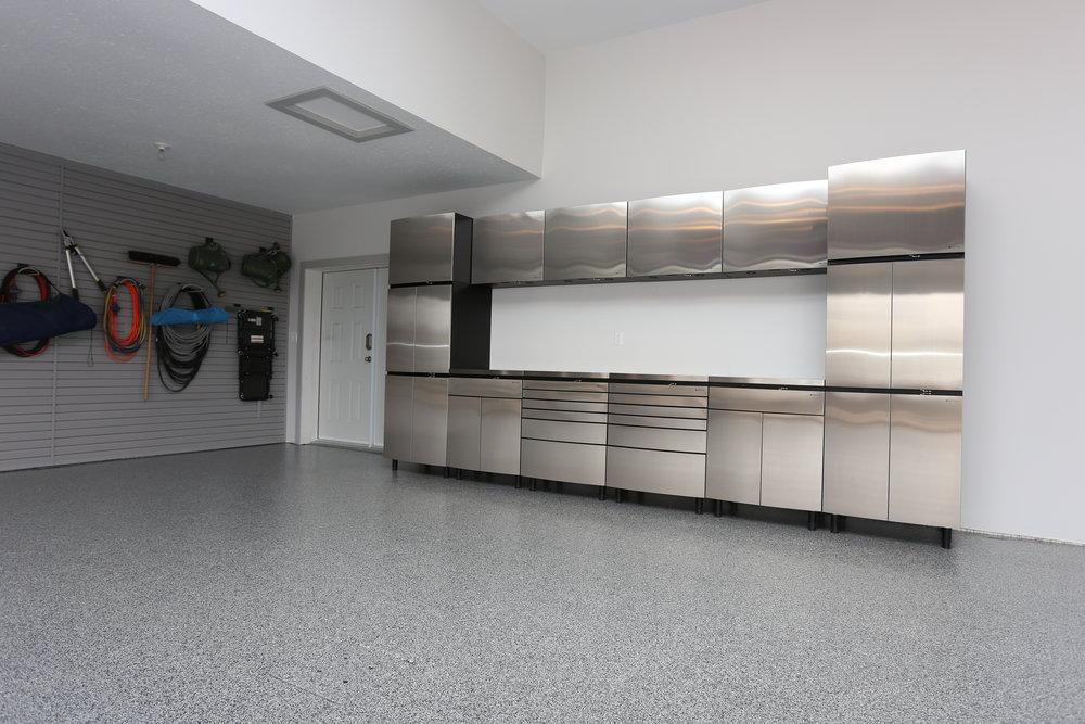 Contur Cabinets — Garage Boss
