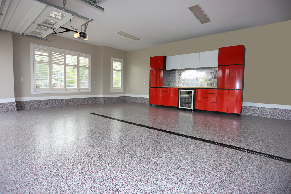 Contur Cabinet Install In The Edmonton Area. U0026nbsp;Garage High Quality  Metal Cabinets Edmonton
