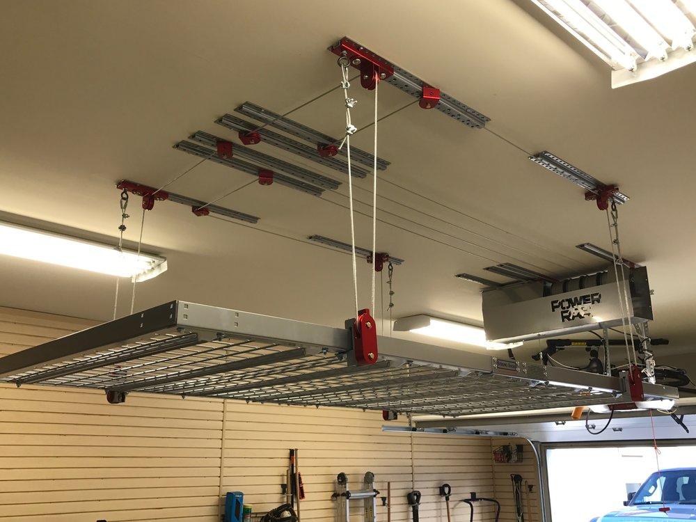 Overhead Storage Garage Boss