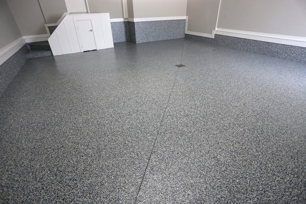 garage floor not boss edmonton coatings polyaspartic coating epoxy in