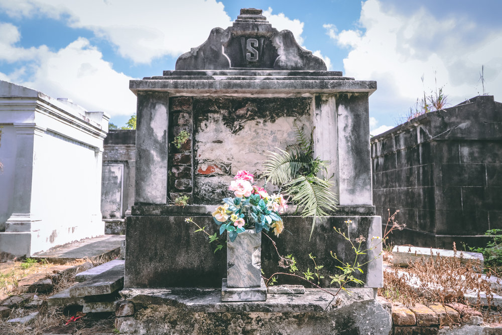 Lafayette Cemetery No 1 - New Orleans
