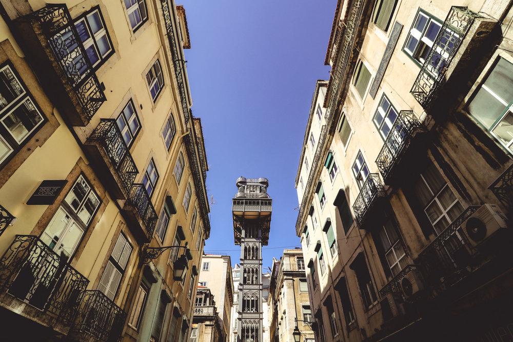 Jason Hendardy Lisbon Santa Justa Lift.jpg