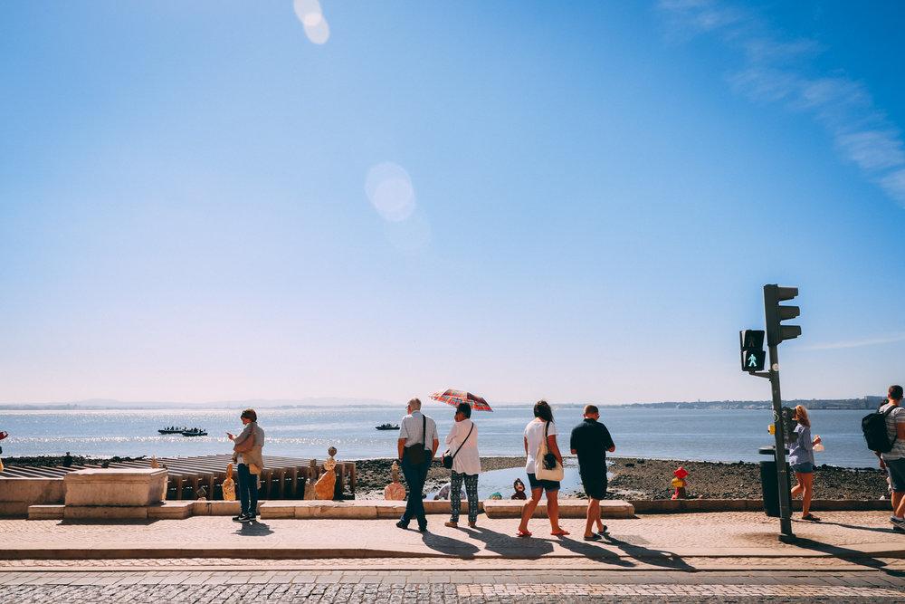 Jason Hendardy Lisbon Tourist Blue Sky.jpg