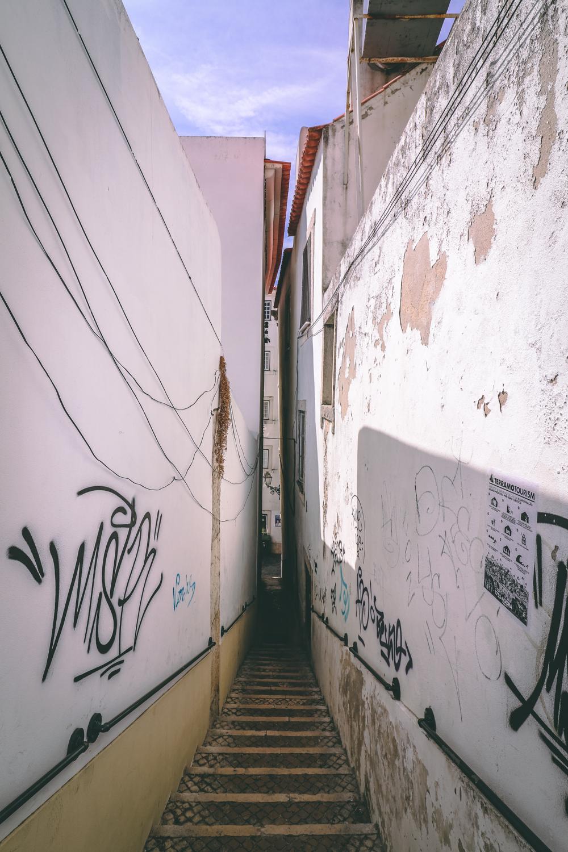 Jason Hendardy Lisbon Portugal Alfama Alley Stairs.jpg