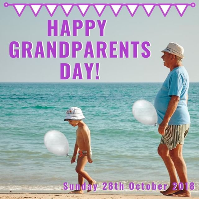 Happy Grandparents Day New Zealand! We hope that whatever you are doing today to celebrate involves lots of fun, laughter and happiness! #DoSomethingGrandNZ #NZGrandparentsDay . . . . . . . #grandparentsday #grandparentsdaynz #nationalgrandparentsday #grandparents #grandchildren #family #grandma #grandpa #granny #parents #love #nz #nznews #mature #history