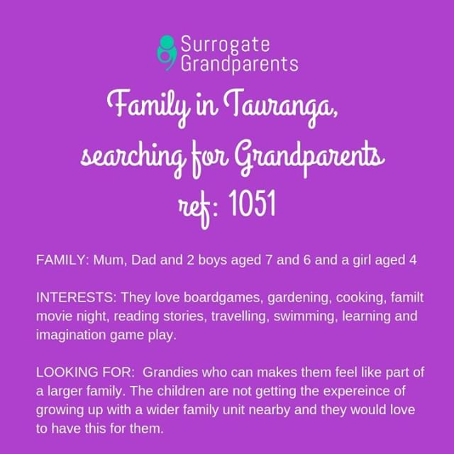 More families and grandies searching for their match. See these and many others on our website http://ow.ly/oRYy50jAnuJ