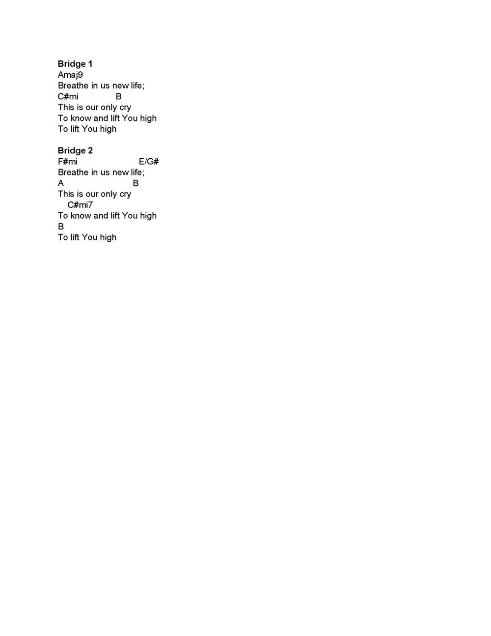 HeartBEat page 2.