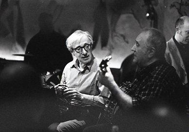Woody Allen, Carlyle, New York, 2009