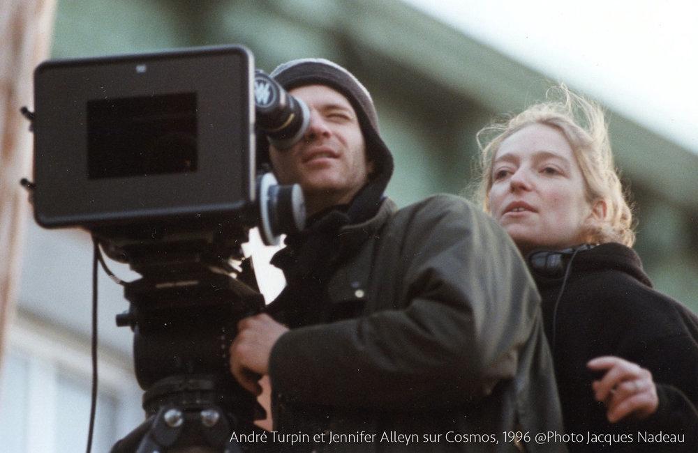 André Turpin et Jennifer Alleyn sur Cosmo, 1997@Photo Jacques Nadeau.jpg