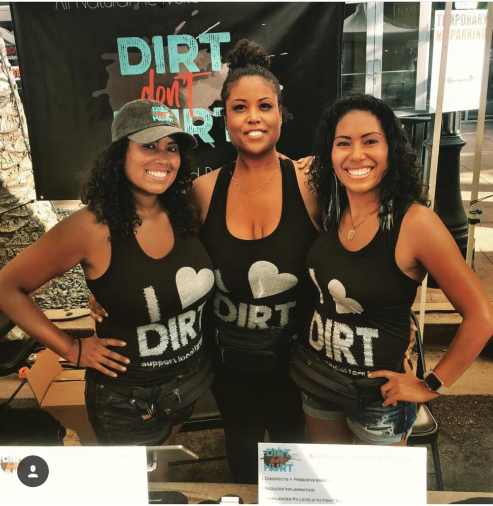 Dirt Don't Hurt Crew @ Healthy Junk Vegan Festival in Anaheim