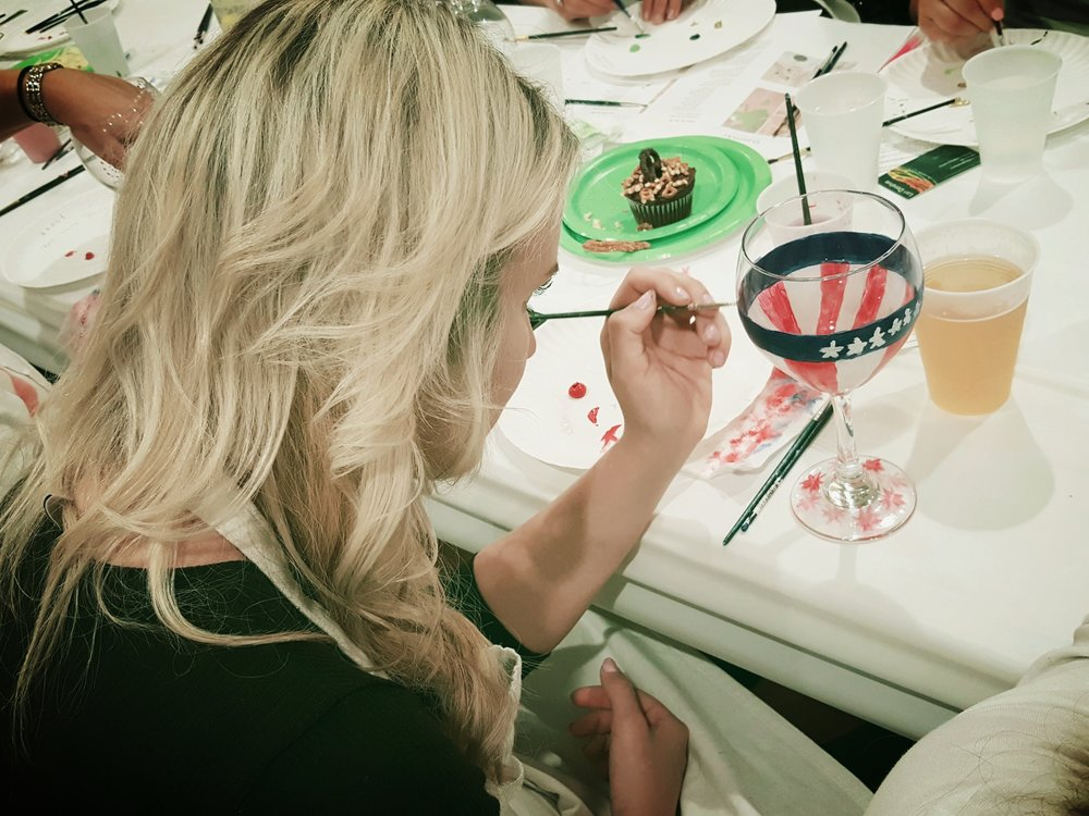 Brushstrokes of FUN! - Special Occasions, Date Nights, Birthday Parties, Bridal Showers, Wine Nights, Fundraisers, Corporate Team Building or just fun with friends!