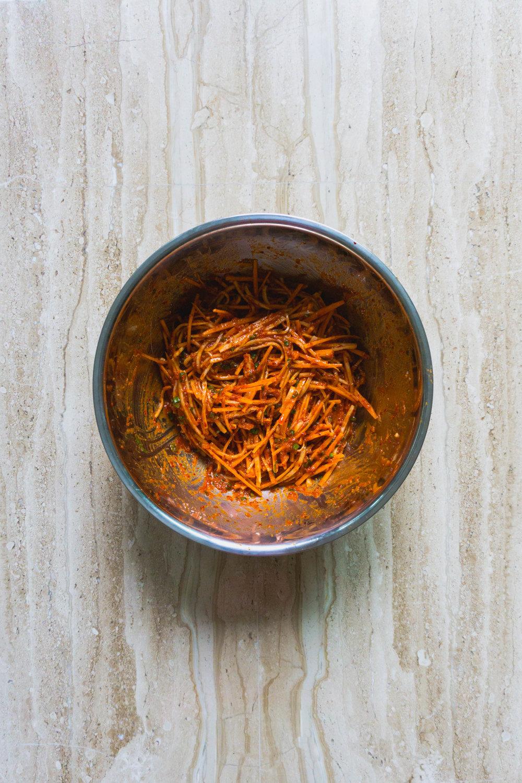 Kimchi Mix