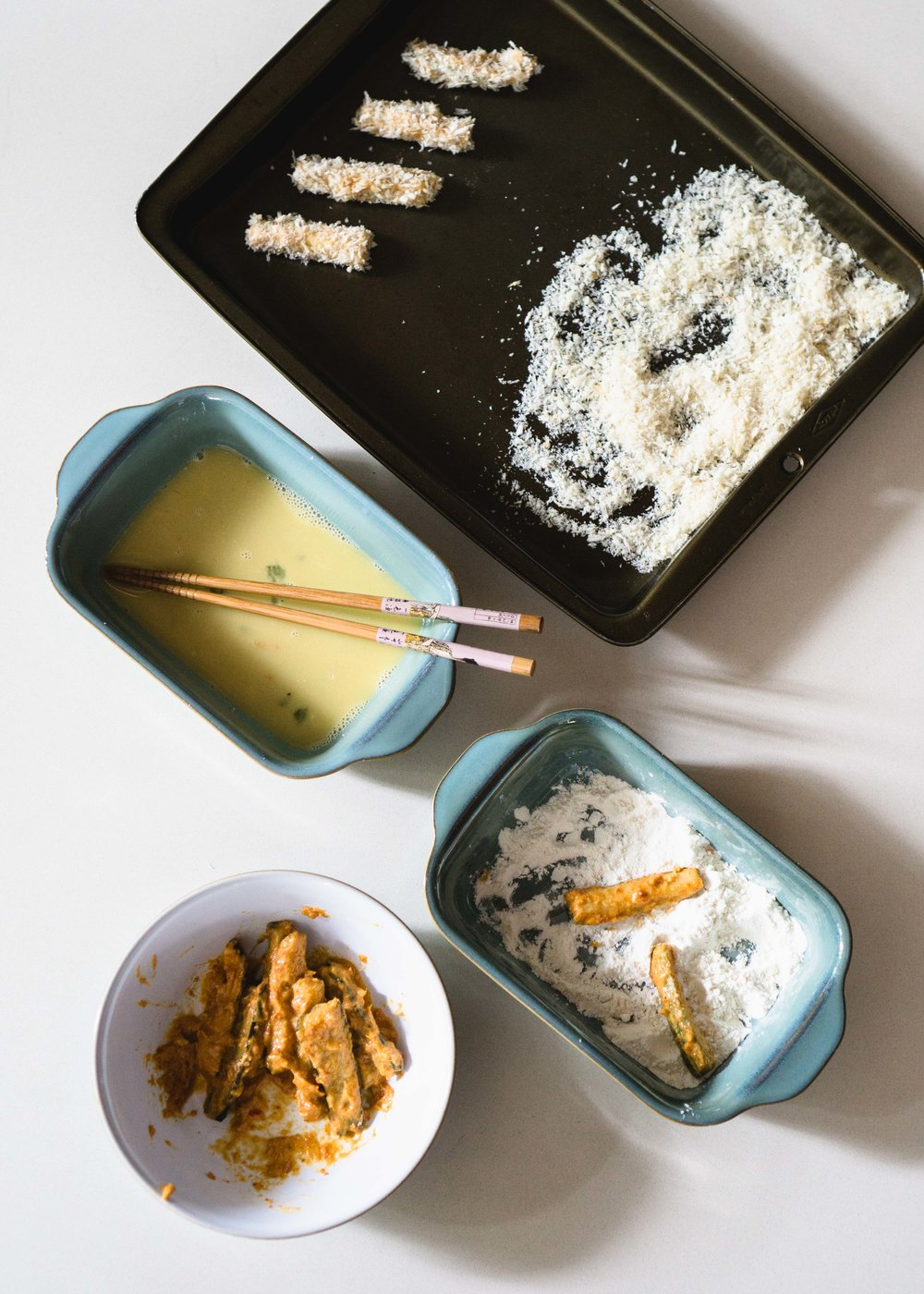 Fried Acar Prep