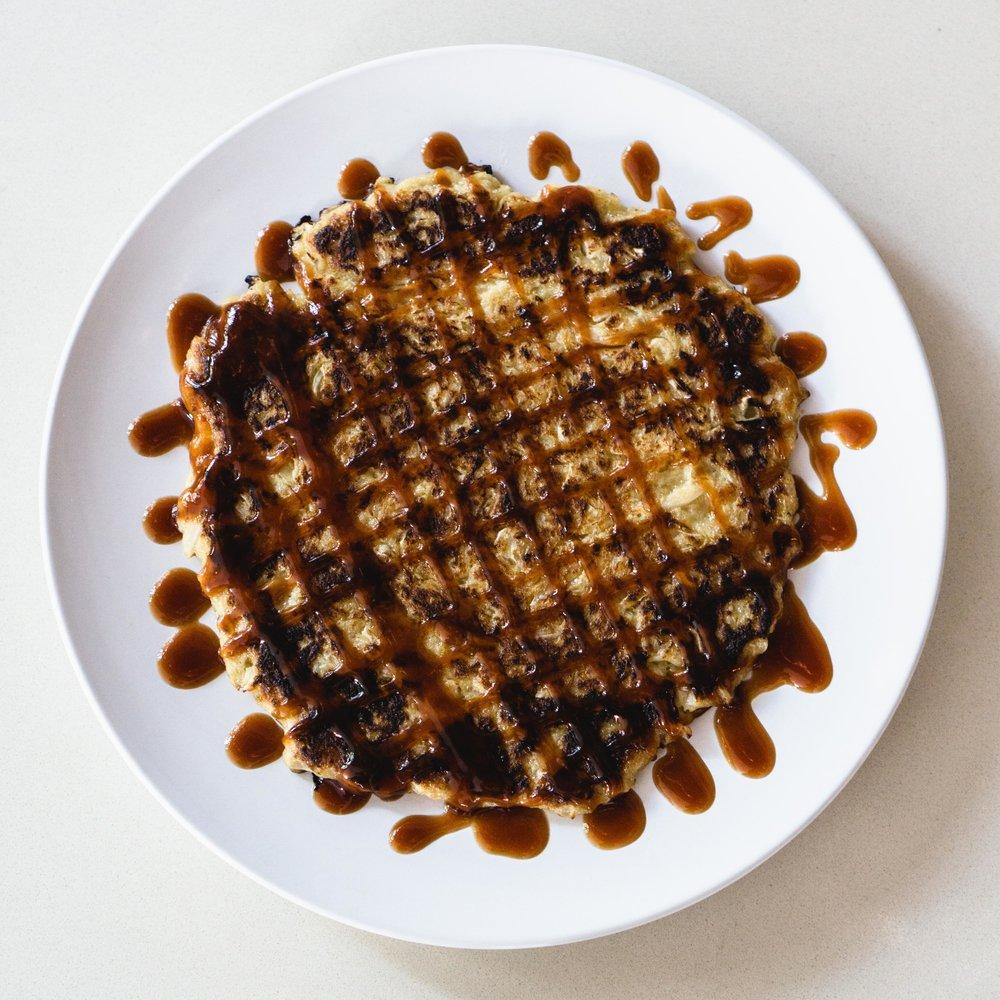 Okonomiyaki Part 1