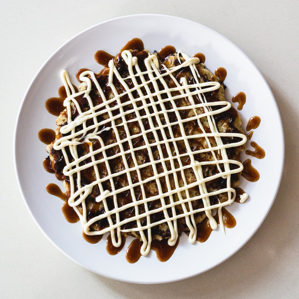 Okonomiyaki Part 2