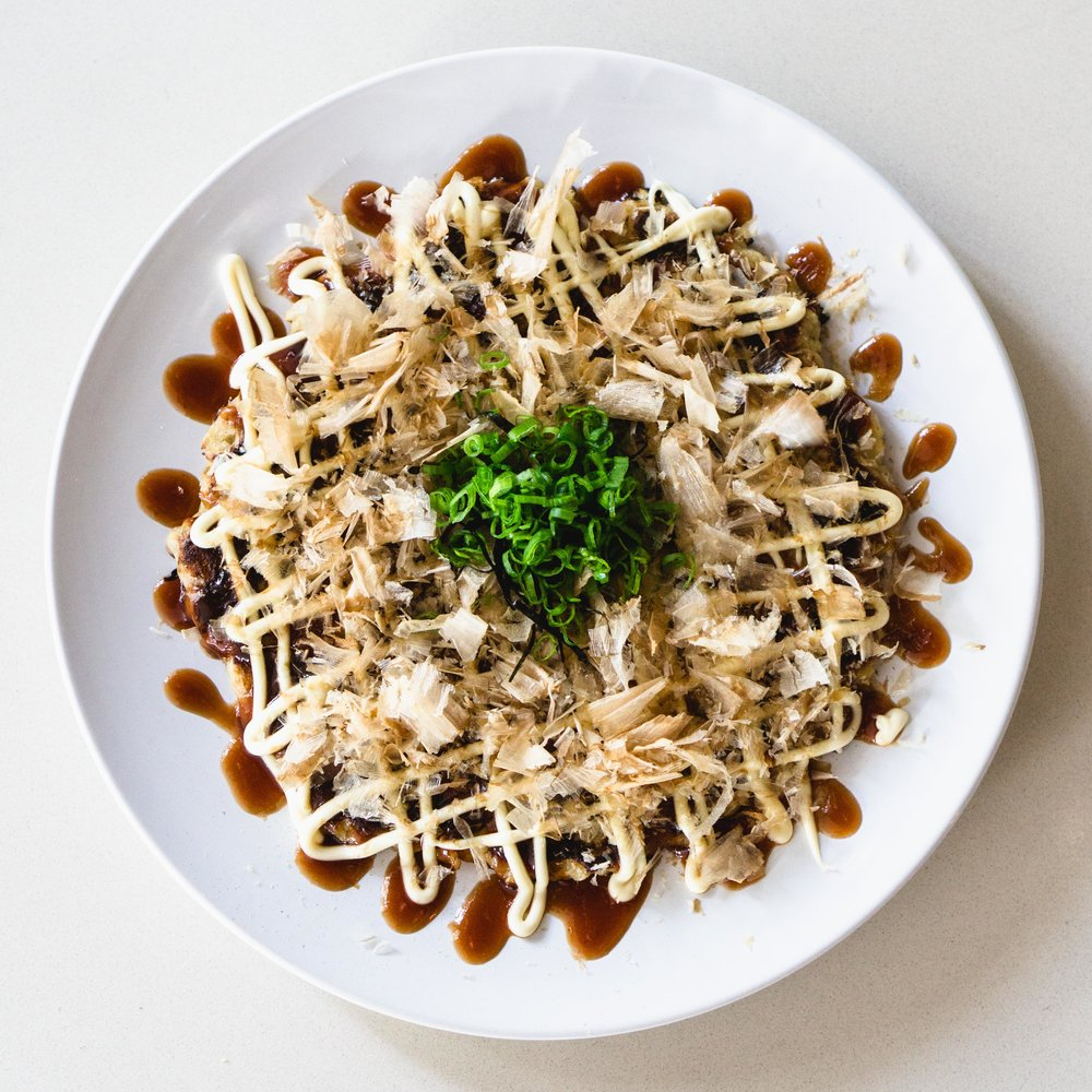 Okonomiyaki Part 4
