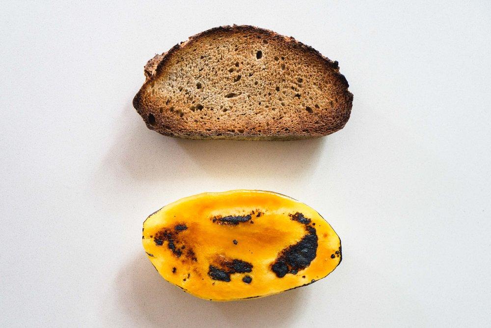 Tartine or Fruit Platter?