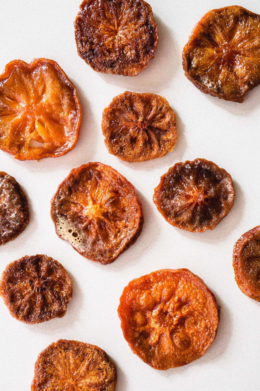 Roasted Persimmon