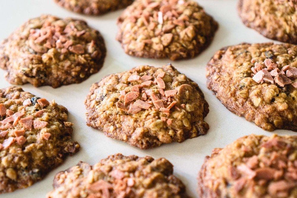 Haw Flake Cookies