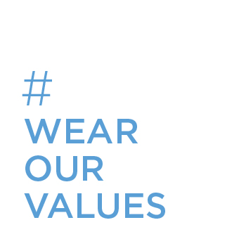 #WearOurValues