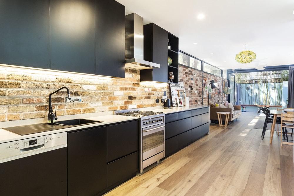 Redfern Worker's Cottage -
