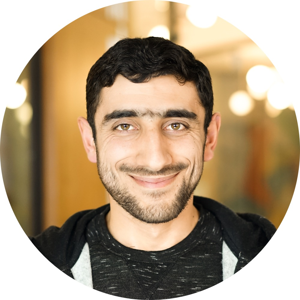 Slavik M.   A JS and Golang enthusiast passionate about ciphers and cryptography.   Full-Stack JavaScript Developer