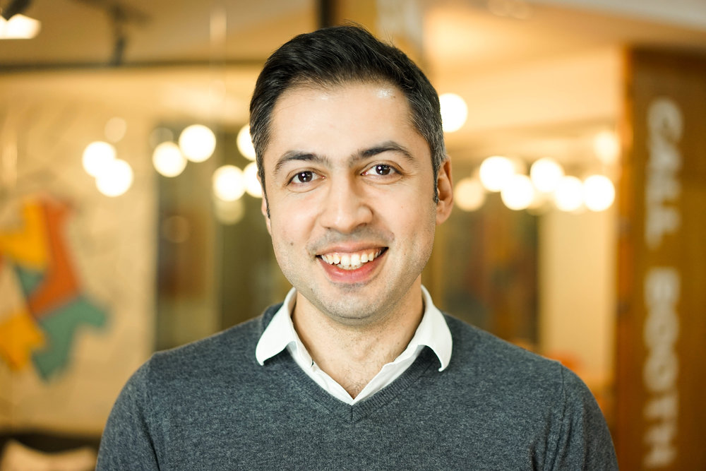 Harut Muradyan, Co-founder, CEO