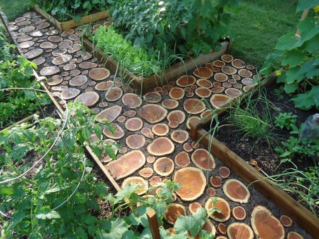 Garden Boardwalk Tacoma Washington