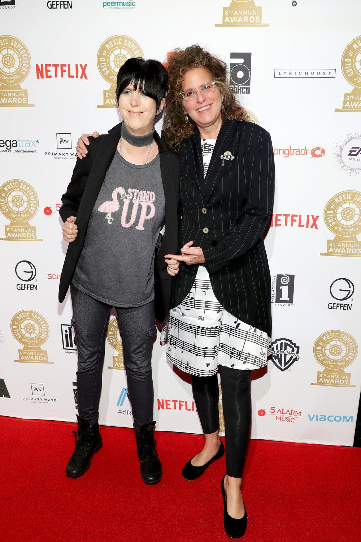 Diane Warren & Bonnie Greenberg