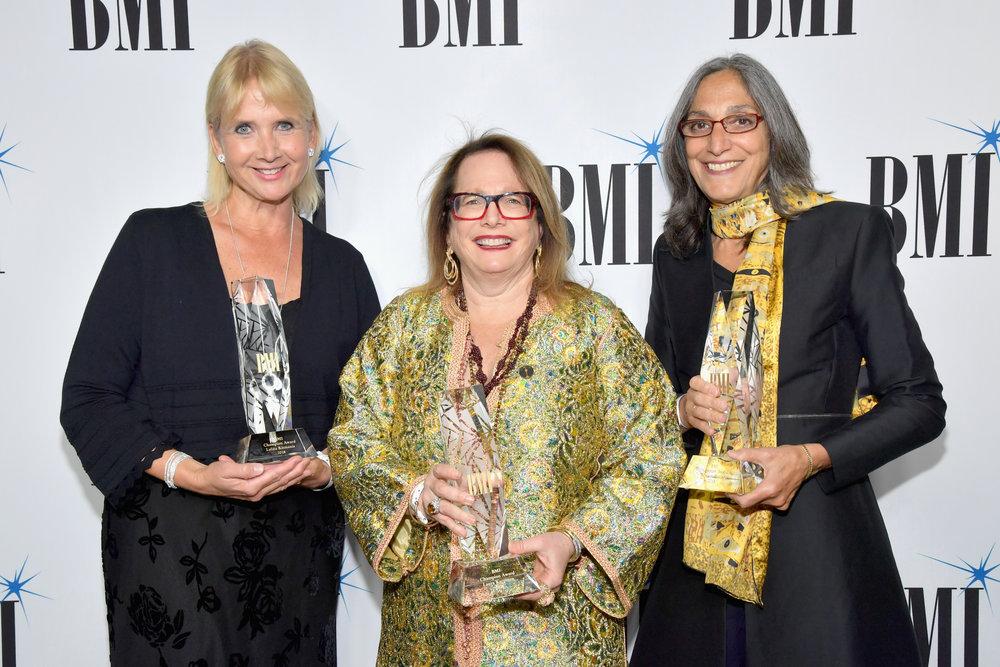 Lolita Ritmanis, Laura Karpman  and  Miriam Cutler