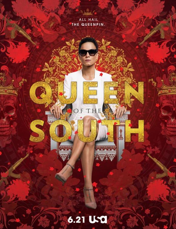 Pop Disciple Queen of the South USA Network Giorgio Moroder Raney Shockne Andrea von Foerster