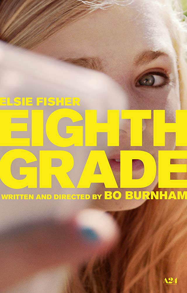 Pop Disciple Eighth Grade Bo Burnham Anna Meredith Joe Rudge