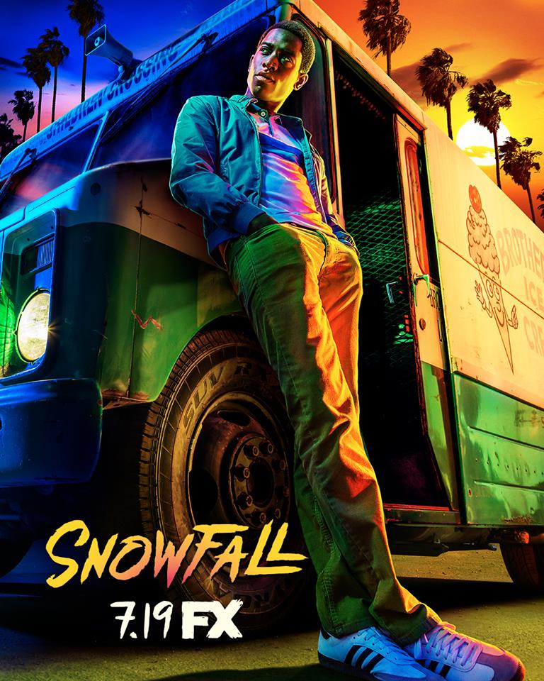 Pop Disciple Snowfall FX Jeff Russo Maggie Phillips