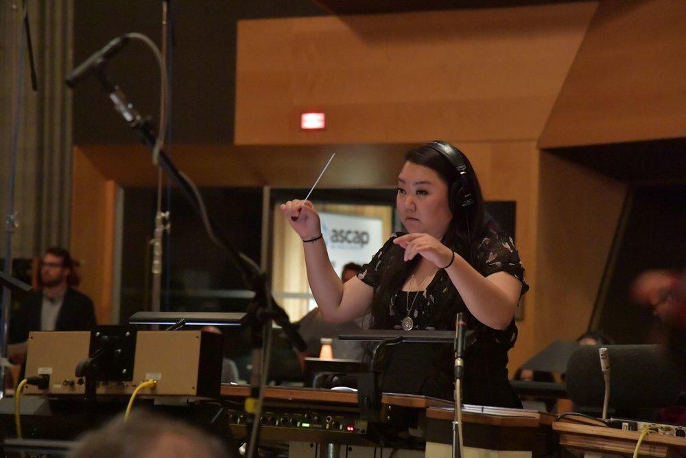 Pop Disciple PopDisciple ASCAP ASCAP Film Scoring Workshop Richard Bellis Michael Todd Jennifer Harmon Film Music Film Scoring Score Jesi Nelson