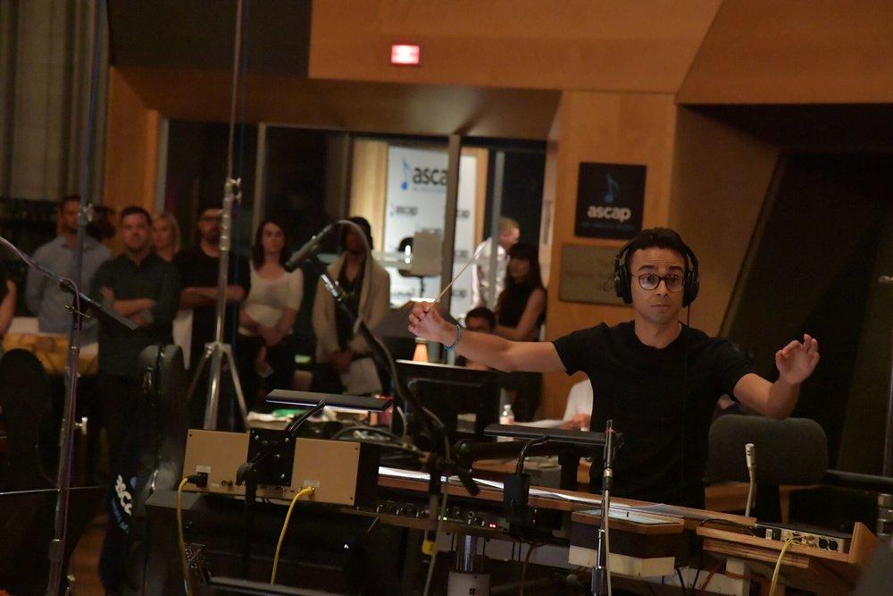 Pop Disciple PopDisciple ASCAP ASCAP Film Scoring Workshop Richard Bellis Michael Todd Jennifer Harmon Film Music Film Scoring Score Flynn Spence Fil Eisler Benjamin Wallfisch
