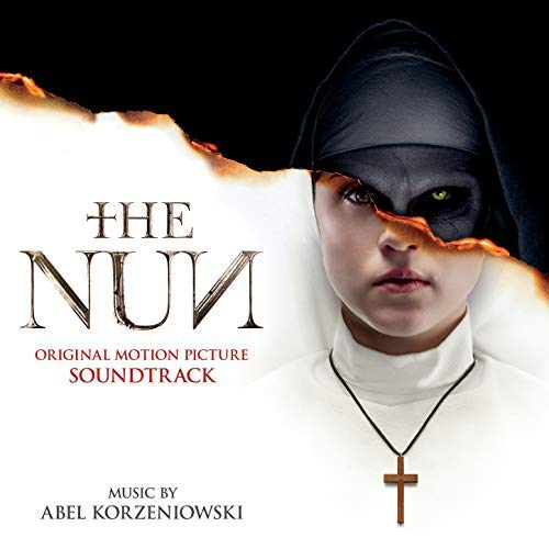 Pop Disciple PopDisciple Soundtrack OST Score Film Music New Releases The Nun Abel Korzeniowski Corin Hardy Sean Barrett Jonathan Beard Connie Boylan Celeste Chada Blake Cooper Laura Dickinson Monique Donnelly Allie Feder Dylan Fentile Kelci Hahn Tom Hardisty James T. Hill Benjamin Hoff Laura Jackman Jennifer Johnson Mina Korzeniowski Gina Luciani Jordan Ann Martone Baraka May Damian Montano Bobbi PageL Lise Richardson Mark Robertson Ryan Robinson Dan Teicher Edward Trybek Nate Underkuffler Henri Wilkinson