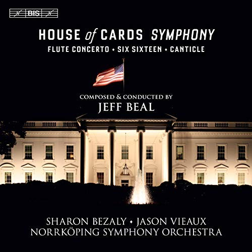 Pop Disciple PopDisciple Soundtrack OST Score Film Music New Releases Jeff Beal House of Cards Flute Concerto Sharon Bezaly Jason Vieaux Nörrköping Symphony Orchestra