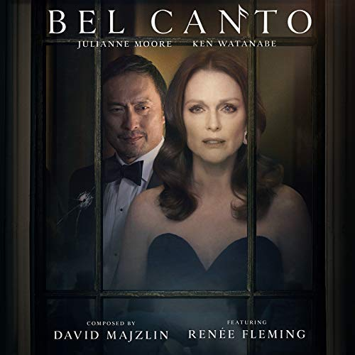 Pop Disciple PopDisciple Soundtrack OST Score Film Music New Releases Bel Canto David Majzlin Renée Fleming