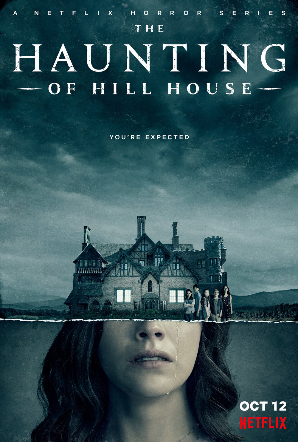 Pop Disciple Now Watching Music Supervision Film Music Soundtrack The Haunting of Hill House Netflix The Newton Brothers Composers