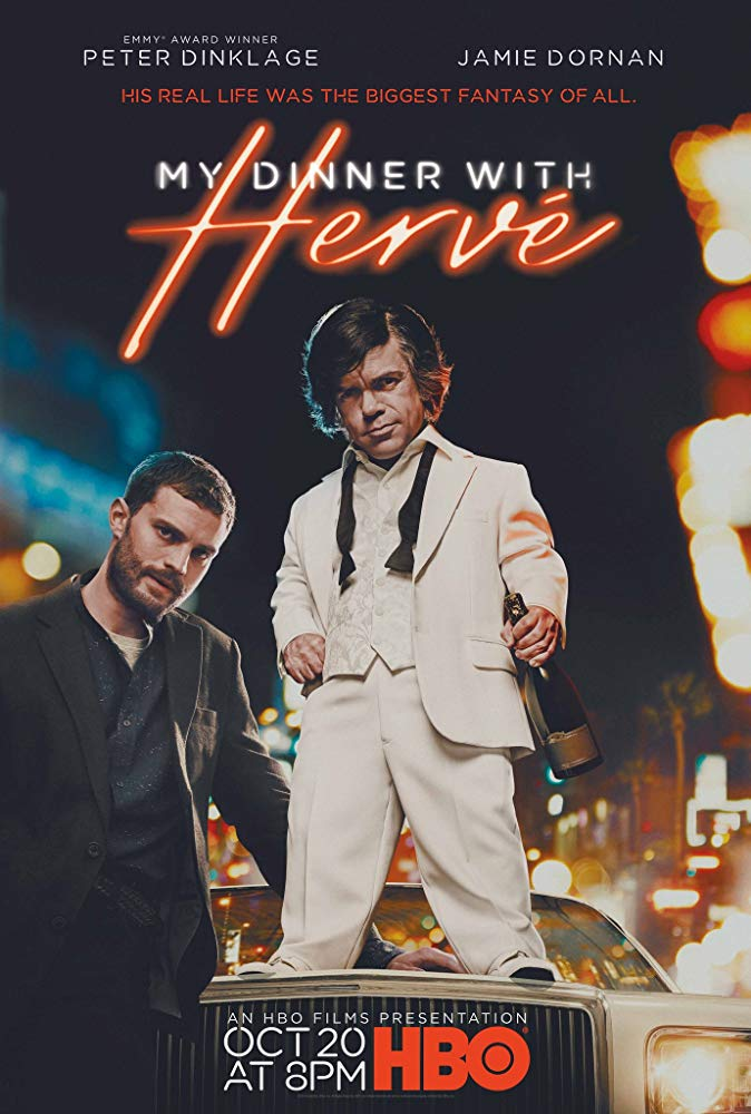 Pop Disciple Now Watching Music Supervision Film Music Soundtrack My Dinner with Hervé HBO Sacha Gervasi Director David Norland Composer Janet Lopez Music Supervisor