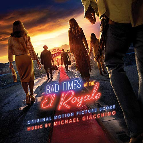 Pop Disciple PopDisciple Soundtrack OST Score Film Music New Releases Bad Times at the El Royale Michael Giacchino Drew Goddard