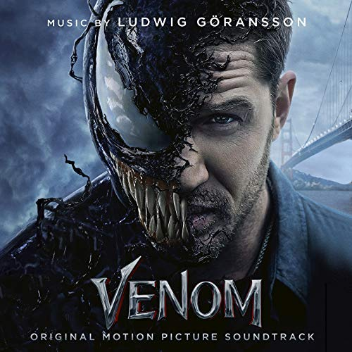 Pop Disciple PopDisciple Soundtrack OST Score Film Music New Releases Venom Ludwig Göransson
