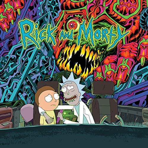 Pop Disciple PopDisciple Soundtrack OST Score Film Music New Releases Rick and Morty Ryan Elder