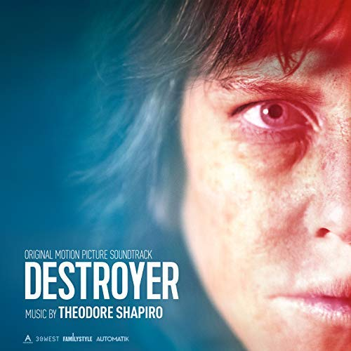 Pop Disciple PopDisciple Soundtrack OST Score Film Music New Releases Destroyer Theodore Shapiro