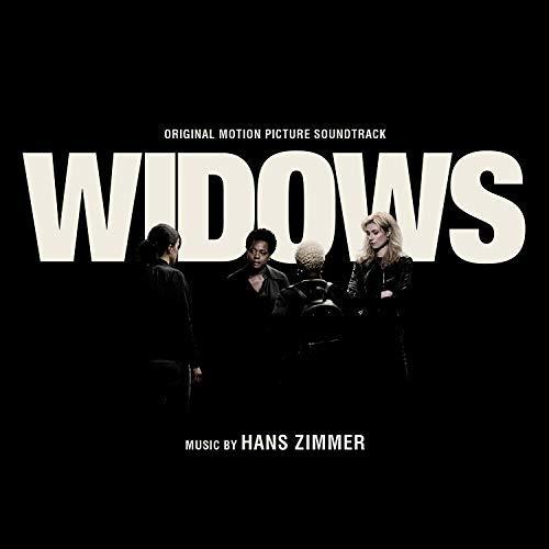 Pop Disciple PopDisciple Soundtrack OST Score Film Music New Releases Widows Hans Zimmer