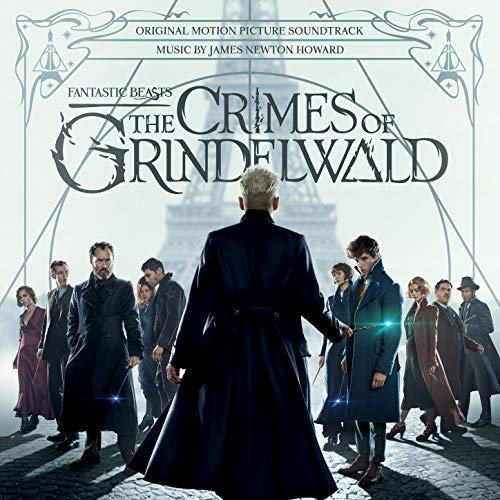 Pop Disciple PopDisciple Soundtrack OST Score Film Music New Releases Fantastic Beasts The Crimes of Grindelwald James Newton Howard